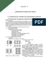 Masini Electrice de Mircea Gogu - Capitolul II