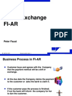 SAP Bill of Exchange
