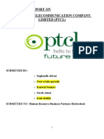 Ptcl Report Final (Hrbp Interns)