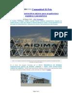 Artículo en EL PAIS sobre Sistemas Constructivos Mixtos Para Arquitectura Organica y Parametrica