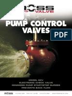 Ross Pump Control Valves Brochure