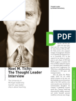 Thought leader