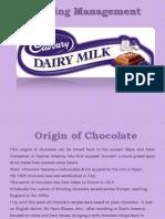 Cadbury Final Ppt