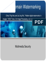 Lecture7 - DCT-Domain Watermarking