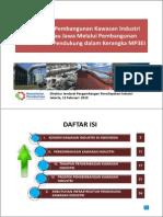03 percepatan pembangunan kawasan industri di luar pulau jawa melalui pembangunan infrastruktur mp3ei - ditjen ppi.pdf