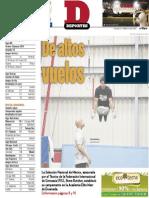 Deportes 4 de abril 2014