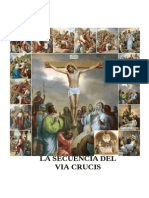 Libro Viacrucis en Espanol