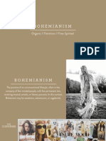 Bohemianism
