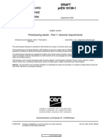 prEN 10138-1:2000 Prestressing steels  Part 1:General requirements