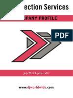 Dj Company Profile - July 2012