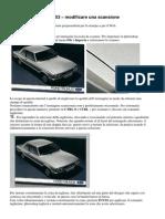 Tutorial Photoshop CS3 – modificare una scansione