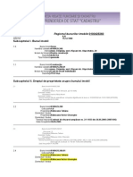 Document cadastral