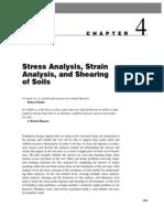 Stress Strain Analysis of Soils