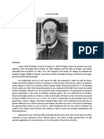 Louis de Broglie Biography.docx