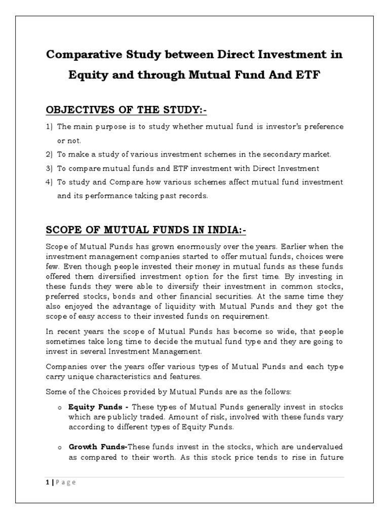 how to invest in equity