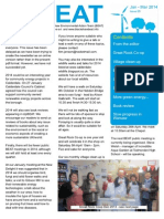 Blackshaw Environmental Action Team Newsletter Beat29.April 2014