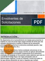 Conf 13 Envolventes de Solicitaciones y Sol de Cargas Fijas Por LI