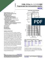 AD8250 datasheet