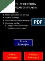 TAJUK 3 Sistem Kewangan
