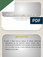 Manejo Del Shock