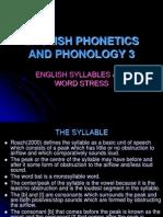 English Phonetics 4