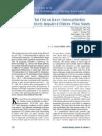OSTEOATHRITIS (1)