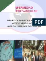 enfermedades cerebro vasculares isquémicas.