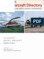 (1975) The Observer's Soviet Aircraft Directory