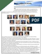 March newsletter 2014