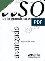 Español - Uso de la gramatica española - avanzado