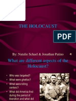 The Holocaust (Natalie&Jon)