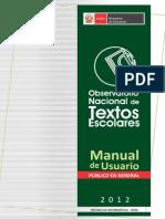Manual de Usuario de Obnate