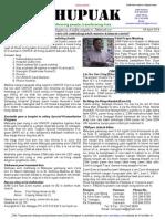 Thupuak Volume 8, Issue 44 (06 April 2014)