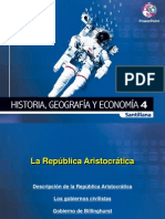 U04 Republica Aristocratica