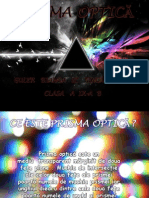 Fizica Prezentare Prisma Optica