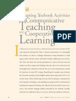 Adapting Textbook Activities for Communicative Teaching - Forum 2003
