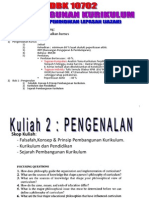 DBK10702 Kuliah Satu_ Minggu 2 Mac 2012