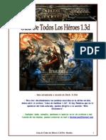 Guía de Todos Los Héroes 1.3d