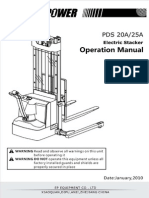 Manual de Servicio ES12-25WA