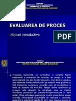 Evaluarea Notiuni Introductive