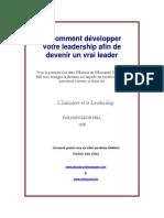 Developper Leadership