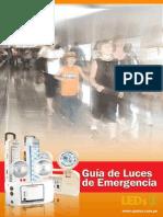 Guia Luces Emergencia Opalux