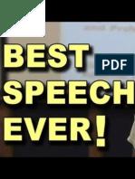 166805170 Best Speech You Will Ever Hear Gary Yourofsky Transcript