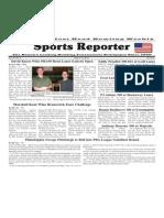 April 2 - 8, 2014 Sports Reporter
