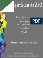 presZnO diapositivas
