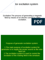 Generator Excitation System
