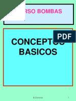 Curso Bombas Conceptos