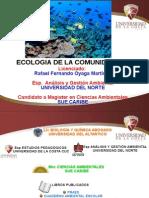 8. Clase Viii de Ecologia La Comunidad