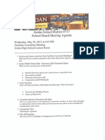 jordan facilities committee meeting 2