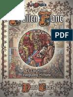 Ars Magica 5e - The Fallen Fane